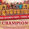 SENIOR HIGH WINS CAPRISA SPORTS FEST / DUAL MEET